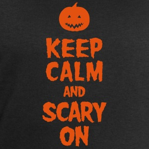 Keep Calm And Scary On Sacs et sacs à dos - Sweat-shirt Homme Stanley & Stella