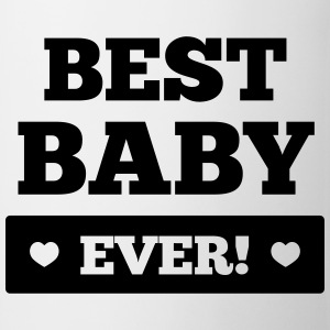 Best baby ever T-shirts - Kop/krus