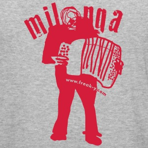 milonga Pullover & Hoodies - Männer Slim Fit T-Shirt