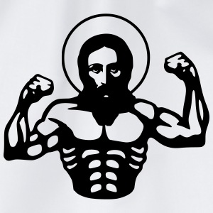 Muscle Jesus T-shirts - Gymtas