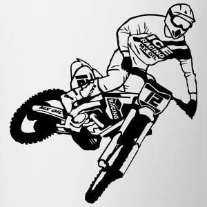 Motocross - Supercross T-shirts - Kop/krus