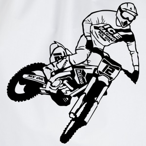 Motocross - Supercross T-shirts - Gymtas