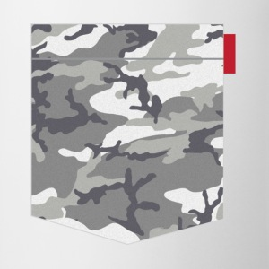 Urban Camo Pocket Patch T-Shirts - Mug