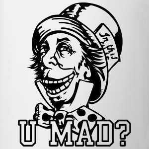u mad hatter T-Shirts - Mug