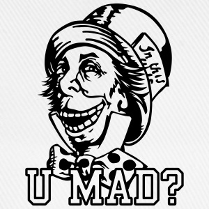u mad hatter Tee shirts - Casquette classique