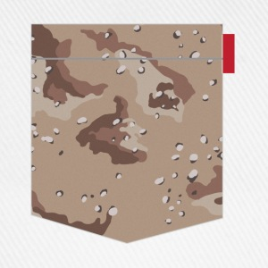 Desert Camo Pocket Patch T-Shirts - Baseball Cap