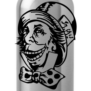 Mad hatter troll face Bags & Backpacks - Water Bottle