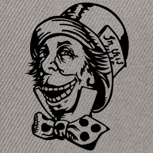 Mad hatter troll face Bags & Backpacks - Snapback Cap