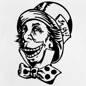 Mad hatter troll face Shirts - Baby T-Shirt