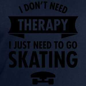 I Don't Need Therapy I Just Need To Go Skating T-skjorter - Sweatshirts for menn fra Stanley & Stella
