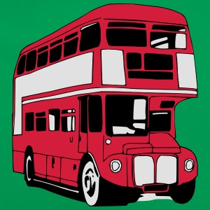 London-Bus (3 color) Tee shirts - Sac Retro