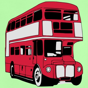 London-Bus (3 color) Tee shirts - T-shirt Bébé