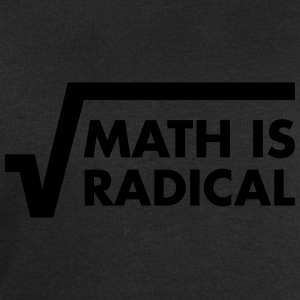 Math Is Radical T-Shirts - Men's Sweatshirt by Stanley & Stella