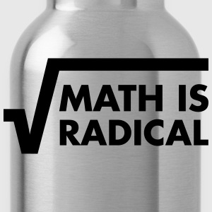 Math Is Radical T-Shirts - Water Bottle