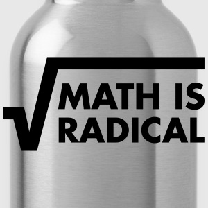 Math Is Radical T-shirts - Drinkfles