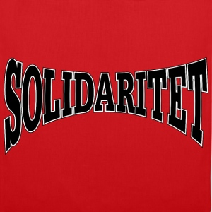 Solidarity (male) (swe) - Tygväska