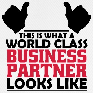 world class business partner T-Shirts - Baseball Cap