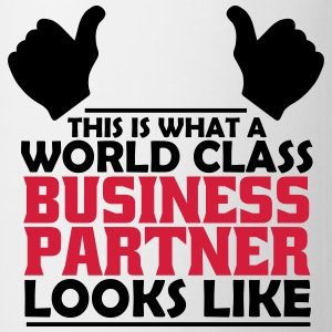 world class business partner T-Shirts - Mug