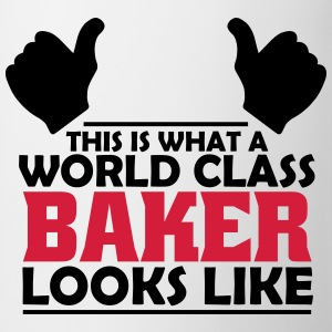 world class baker T-Shirts - Mug