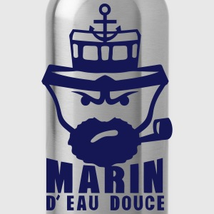 marin eau douce citation personnage Tee shirts - Gourde