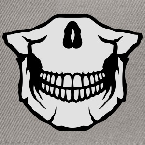 Low skull tooth 29 Shirts - Snapback Cap