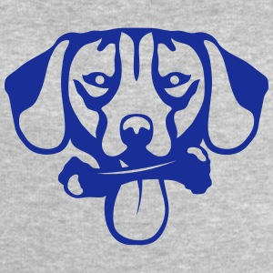 Dog bones 809 T-Shirts - Men's Sweatshirt by Stanley & Stella