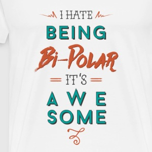 bipolar - it´s awesome Tops - Männer Premium T-Shirt