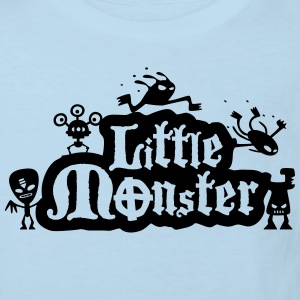 Little Monster - Halloween - Kinder Bio-T-Shirt