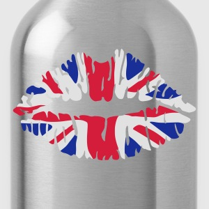 Kiss England T-Shirts - Water Bottle