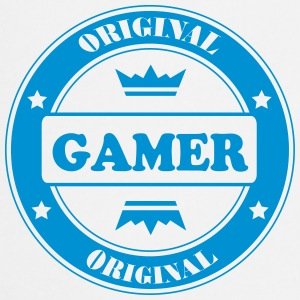 Original gamer T-shirts - Förkläde