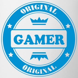 Original gamer T-shirts - Kop/krus