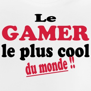 Le gamer le plus cool du monde T-Shirts - Baby T-Shirt