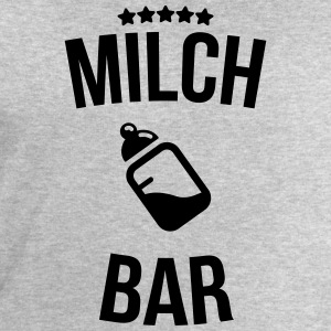 Milk bar T-Shirts - Men's Sweatshirt by Stanley & Stella