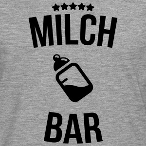 Milk bar T-Shirts - Men's Premium Longsleeve Shirt