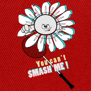 You can't smash me! Tee shirts - Casquette snapback