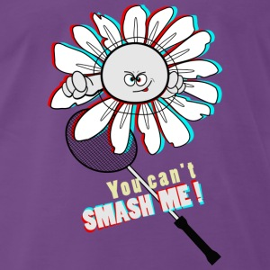 You can't smash me! Débardeurs - T-shirt Premium Homme