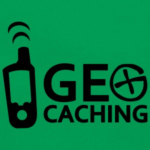 Geocaching T-Shirts - Retro Tasche