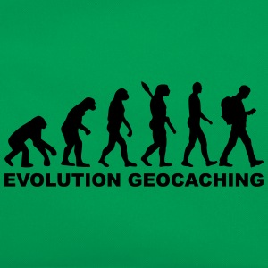 Evolution Geocaching T-Shirts - Retro Tasche