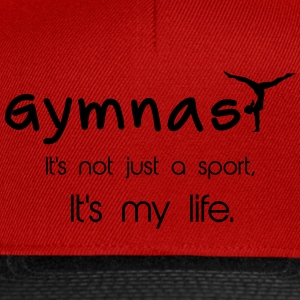 Gymnastic Tee shirts - Casquette snapback
