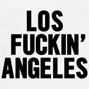Los fuckin Angeles Bags & Backpacks - Men's Premium T-Shirt