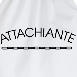 Attachiante Tee shirts - Sac de sport léger