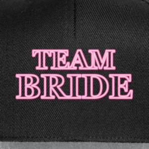 Team Bride Sweaters - Snapback cap