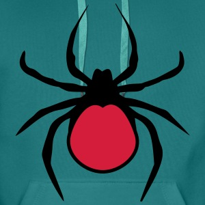 tick bite bloodsucker disgusting spider blood T-Shirts - Men's Premium Hoodie