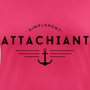 Attachiant Sweat-shirts - T-shirt respirant Femme