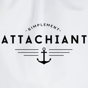 Attachiant Sweat-shirts - Sac de sport léger