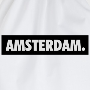 Amsterdam T-Shirts - Drawstring Bag