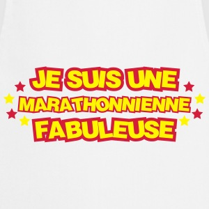 Course à pied / Coureur / Jogging / Running / Run Tee shirts - Tablier de cuisine