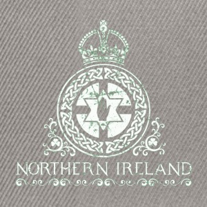 Northern Ireland T-Shirts - Snapback Cap