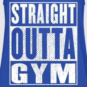Straight Outta Gym Vintage - Women's Tank Top by Bella
