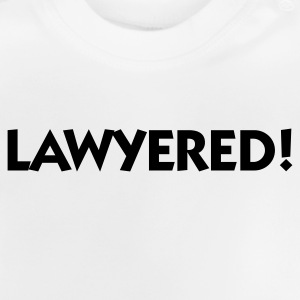 Lawyered! Gensere - Baby-T-skjorte